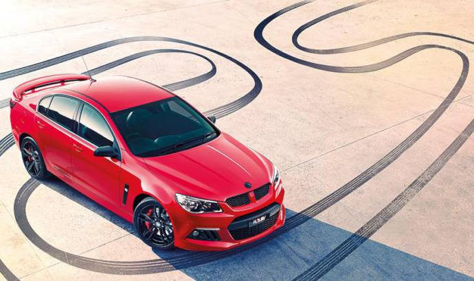 HSV 25th Anniversary ClubSport R8 launched in Australia