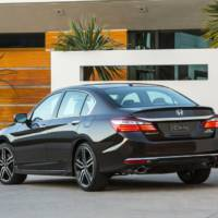 Honda Accord facelift introduced in the US