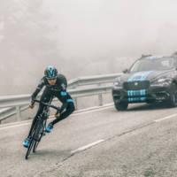 Jaguar F-Pace Prototype to take part in Tour de France