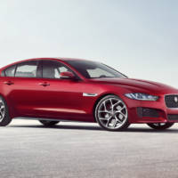 Jaguar XE review in the UK