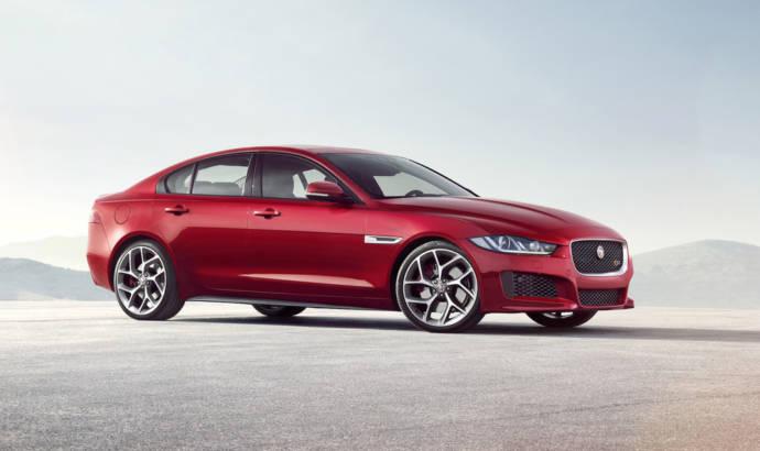 Jaguar XE review in the UK