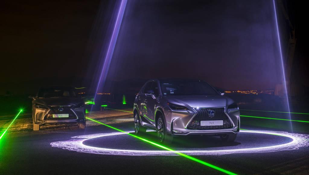 Lexus NX stars in new will.I.am music video