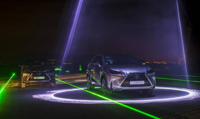 Lexus NX stars in new will.I.am music video