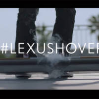 Lexus hoverboard teased again with a video