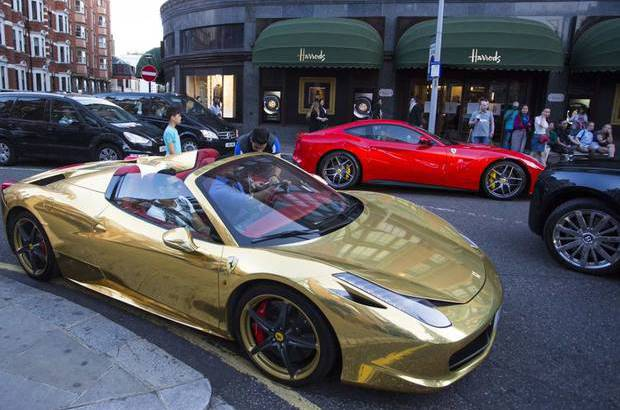 London to ban supercar engine revving and rapid accelerations