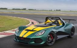 Lotus 3-Eleven supercar unveiled