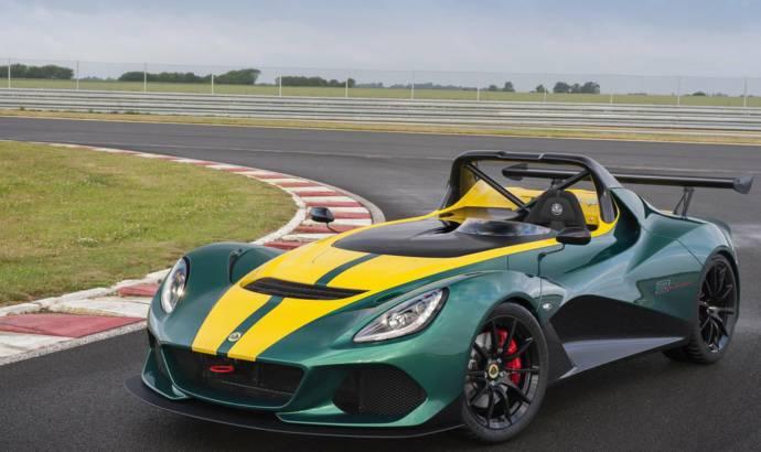 Lotus 3-Eleven supercar unveiled