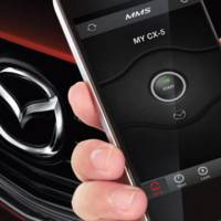 Mazda Mobile Start is an app that can control your Mazda