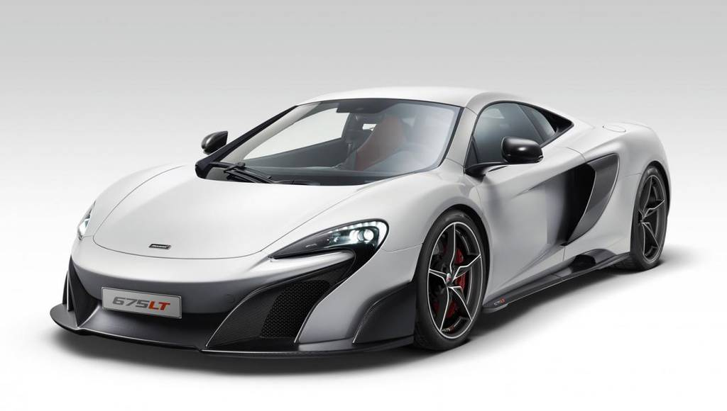 McLaren 675LT is sold out