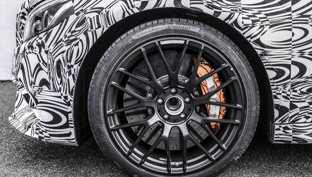 Mercedes-AMG teases a new fast model