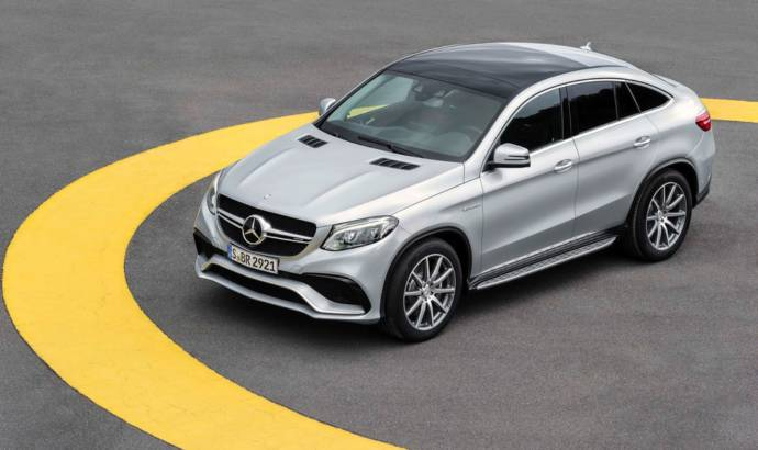 Mercedes GLE63 S AMG Coupe reviewed by Autocar