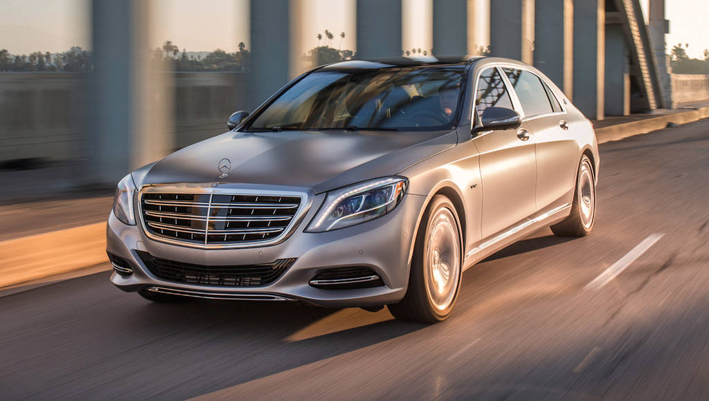 Mercedes-Maybach S600 shows us the profile of its customers