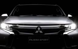 Mitsubishi has revealed a new teaser with the Pajero Sport (+Video)