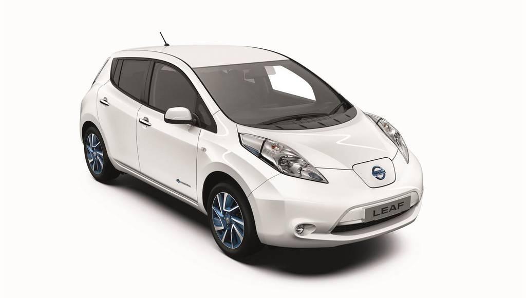 Nissan Leaf Accenta+ introduced in UK