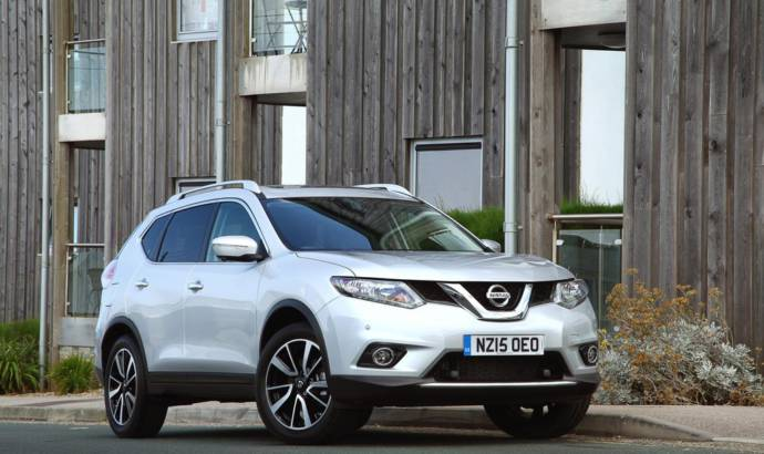 Nissan X-Trail receives DIG-T 163 hp engine