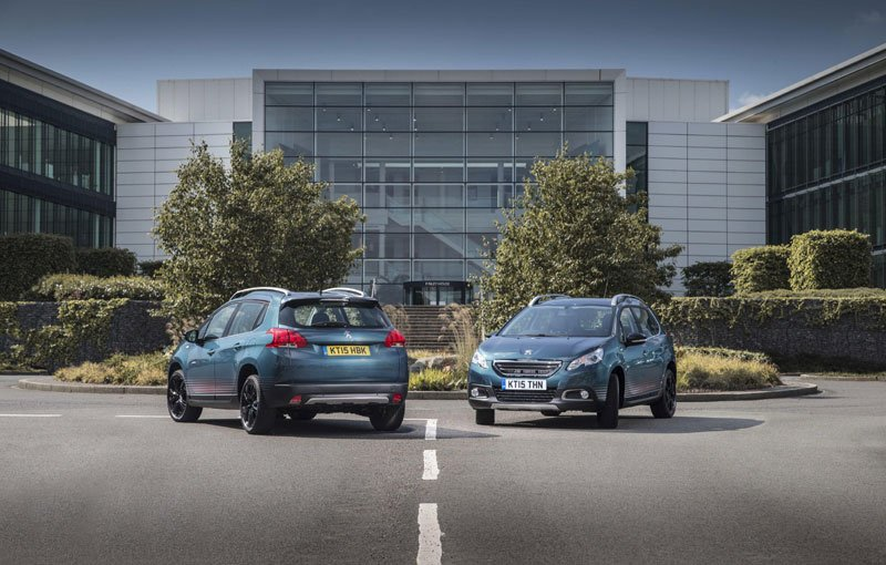 Peugeot 2008 Urban Cross launched in UK