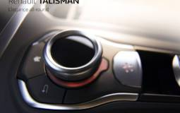 Renault Talisman - Another teaser picture