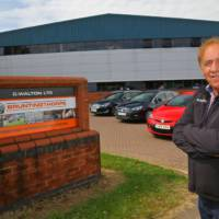 Rob Wilson is training F1 pilots in a Vauxhall Astra
