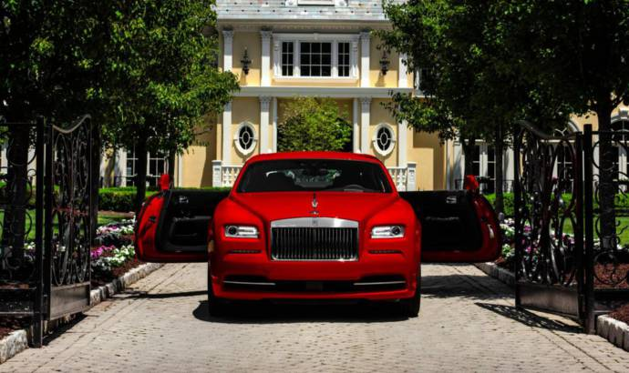 Rolls-Royce Wraith St James Edition - Official pictures and details