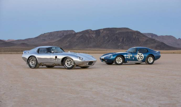 Shelby American 50th Anniversary Cobra Daytona Coupe - Official info