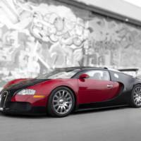 The first Bugatti Veyron will go up for auction