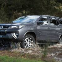 Toyota Fortuner unveiled in Australia