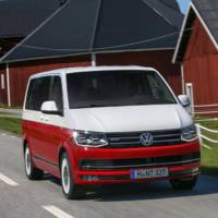 Volkswagen Transporter T6 UK prices announced