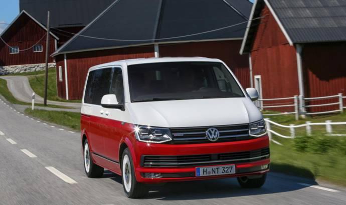 Volkswagen Transporter T6 UK prices announced