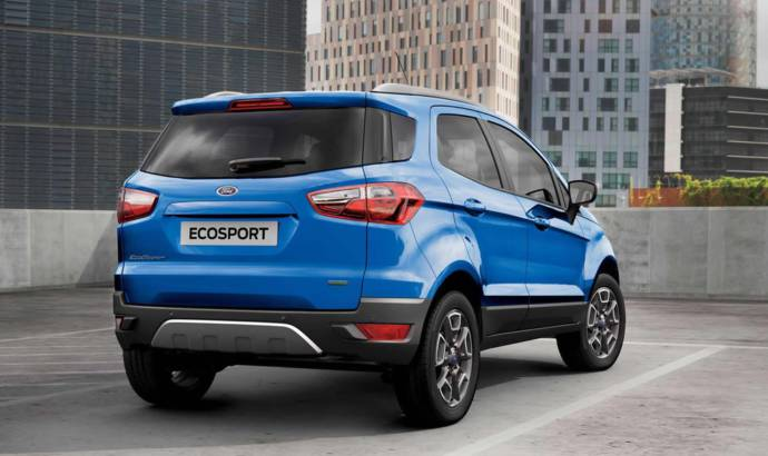 2015 Ford EcoSport prices announced