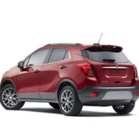2016 Buick Encore Sport Touring introduced