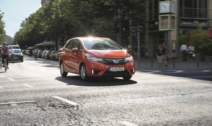2016 Honda Jazz Euro-spec details