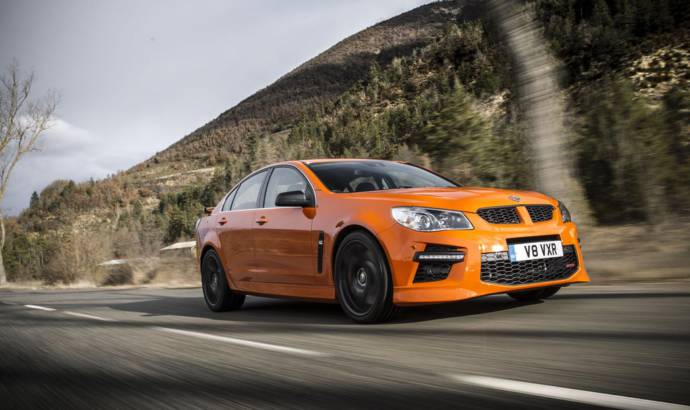 Vauxhall VXR8 GTS gets priced in the UK