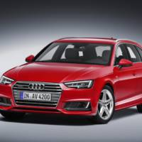 2015 Audi A4 starts from 30.650 euros