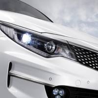 2015 Euro-spec Kia Optima - Official pictures and details