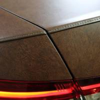2015 Skoda Superb receives a full leather exterior