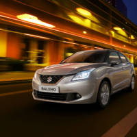 2015 Suzuki Baleno is here
