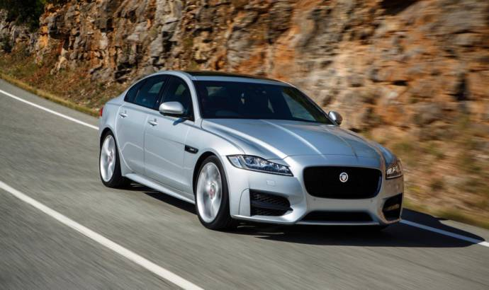 2016 Jaguar XF UK pricing announced