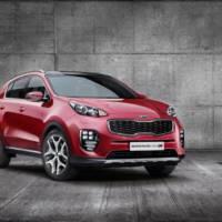 2016 Kia Sportage revealed