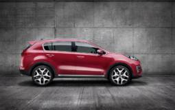 2016 Kia Sportage revealed