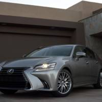 2016 Lexus GS facelift introduced
