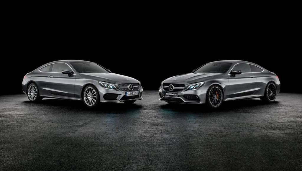 2016 Mercedes-AMG C63 Coupe officially revealed