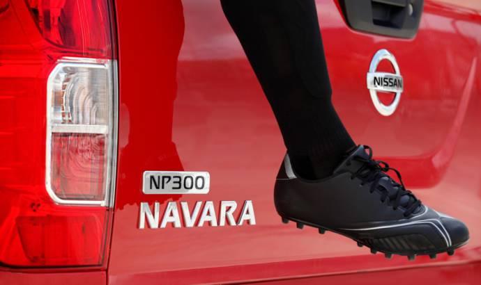 2016 Nissan Navara NP300 teased