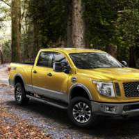 2016 Nissan Titan engine line-up revealed