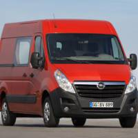 2016 Opel Movano introduced