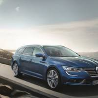 2016 Renault Talisman Estate - Official pictures and details