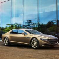 Aston Martin Lagonda starts at 696.000 GBP