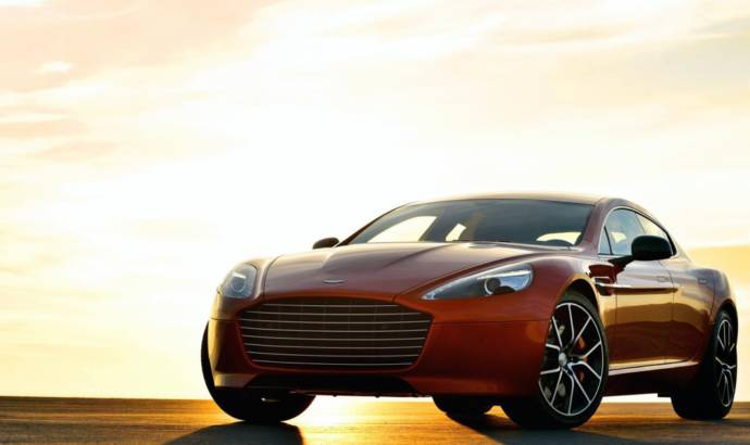 Aston Martin will deliver an 800 HP electric Rapide
