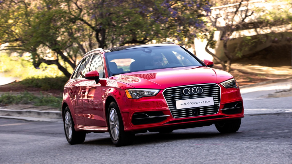 Audi A3 e-tron US price
