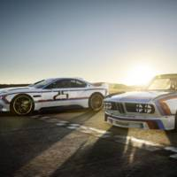 BMW 3.0 CSL Hommage R official photos and info