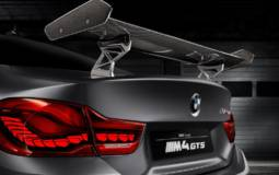 BMW M4 GTS COncept introduced at Pebble Beach